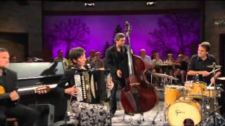 Quartett Claudia Muff auf SF 1