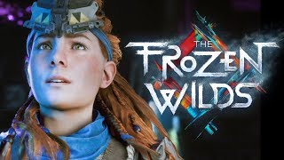 БОЙ С ОГНЕКЛЫКОМ! ФИНАЛ - Horizon Zero Dawn: The Frozen Wilds