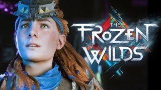 БОЙ С ОГНЕКЛЫКОМ ФИНАЛ - Horizon Zero Dawn The Frozen Wilds