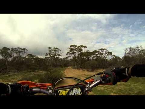 Yorkrakine Trail Ride- KTM 300 - Western Australia