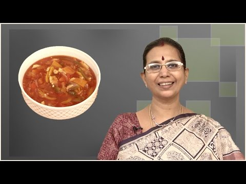 Chinese Vegetables In hot Garlic Sauce | Mallika Badrinath Recipe | Oil free cooking