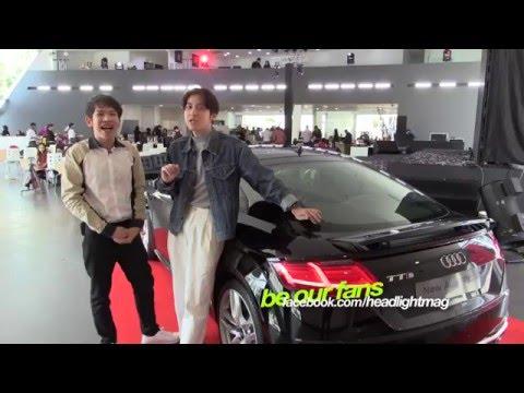 The Coup Channel : เปิดตัว Audi TTS โฉมใหม่ บุก Audi Center Bangkok