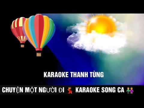 Chuyện một người đi karaoke song ca