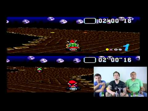 Gaming Under the Influence: Mario Kart Drunk Driver
