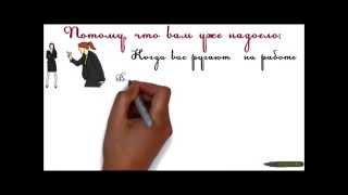 Рисованное видео Дудл видео Бесплатные уроки