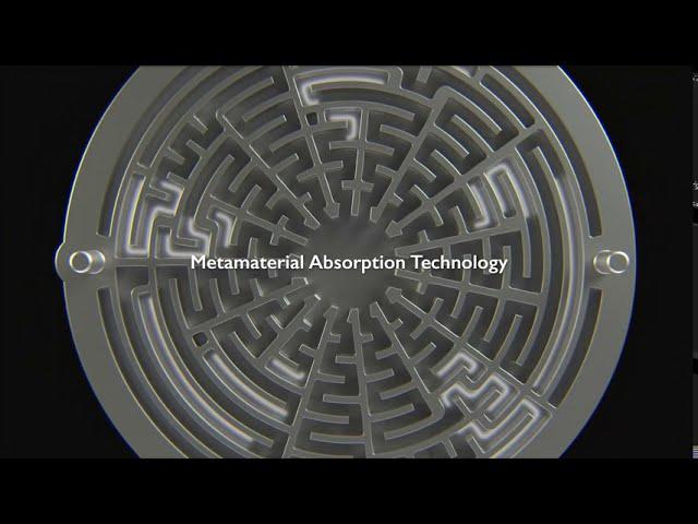 KEF Metamaterial Absorption Technology Teaser