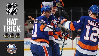 John Tavares collects the seventh hat trick of his career