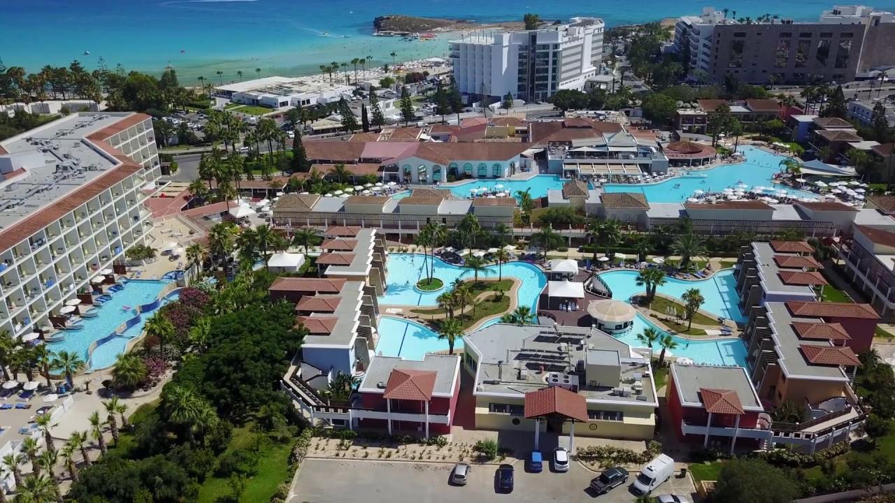 Atlantica Aeneas Hotel Atlantica Aeneas Resort Ajya Napa Kipr Ayia Napa Cyprus