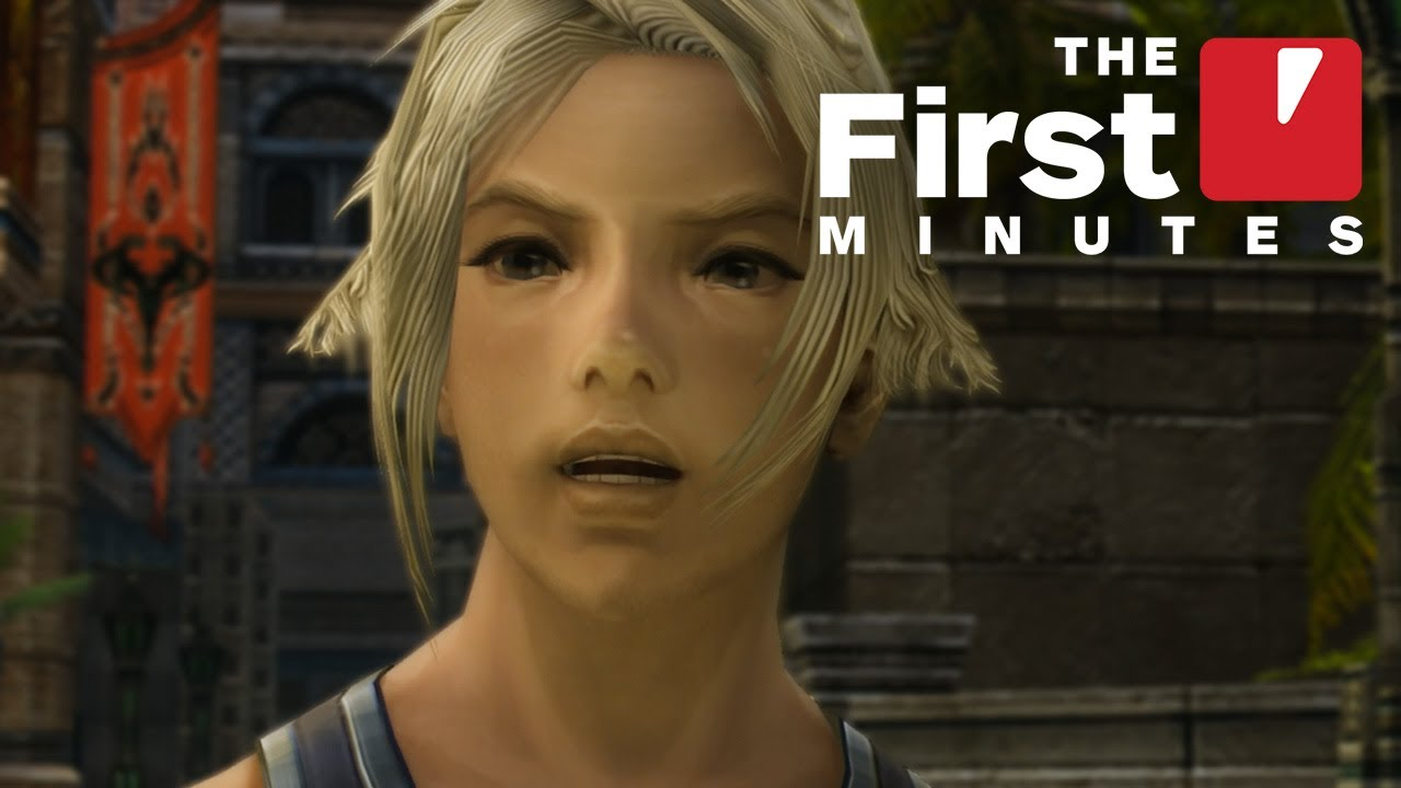 The First 16 Minutes of Final Fantasy 12: The Zodiac Age