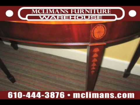 McLimans Fine Used & Antique Furniture, Kennett Square, PA