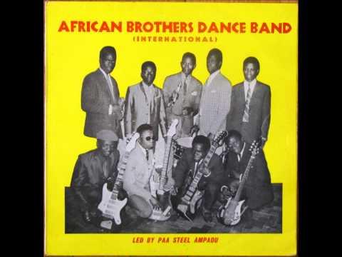 African Brothers Dance Band International - Abusua Nnye Asafo