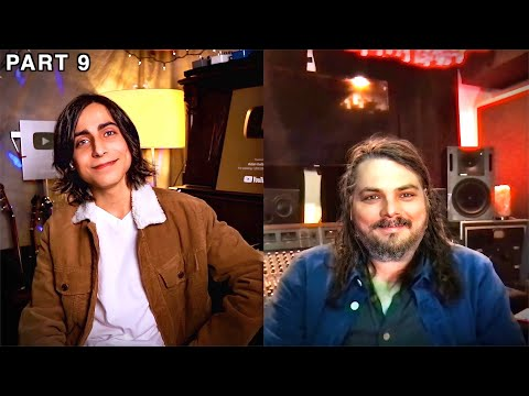 A Conversation With Gerard Way...(Part 9)