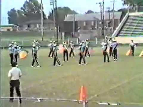 Memphis blues brass band * A drum and bugle corps *1983