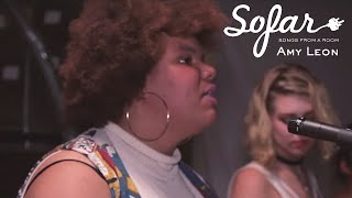 Amy Leon - Over My Head (Alabama Shakes Cover) | Sofar New York