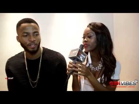 Africa Unplugged: Mazi Chuckz chat with Gifty backstage