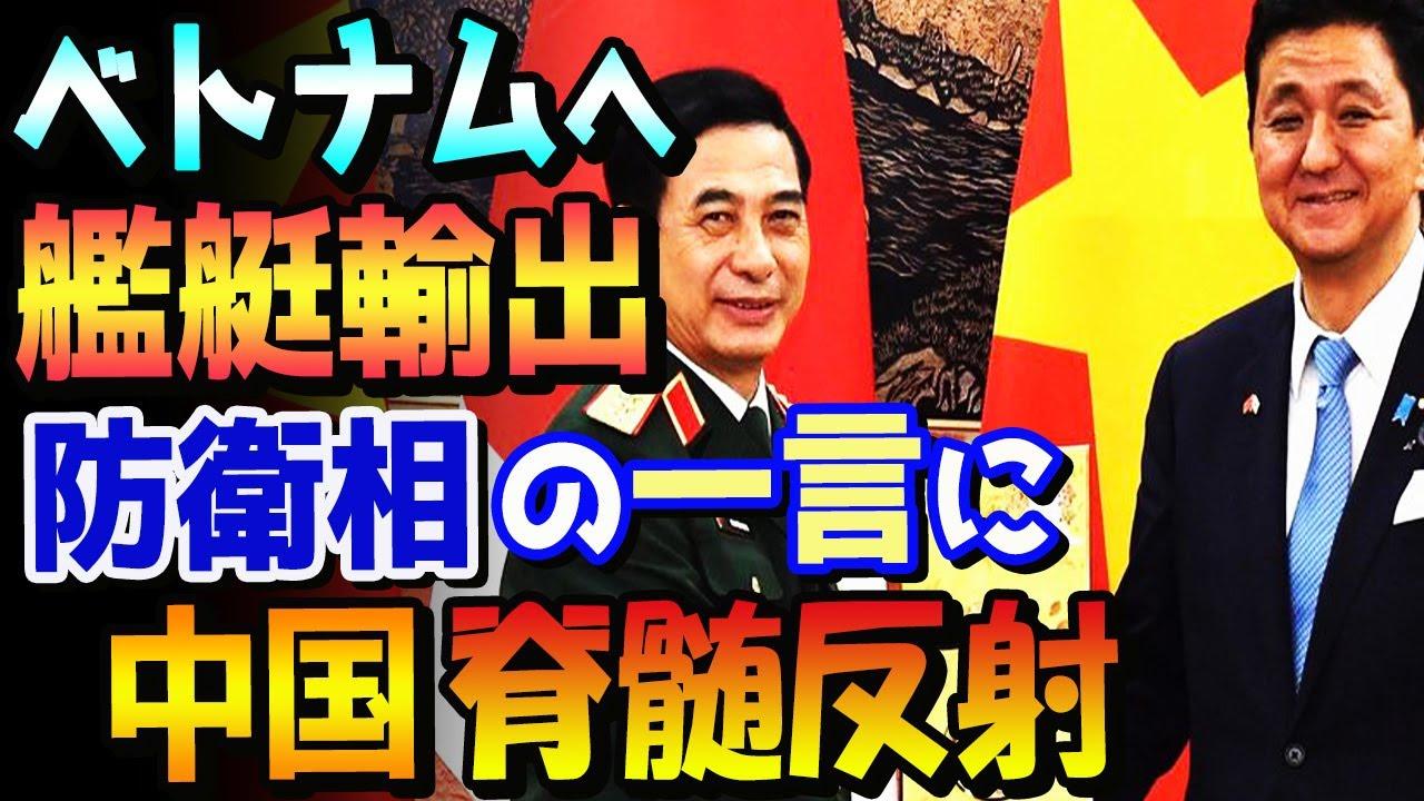 【海外の反応】岸防衛相「ベトナムは運命共同体」日ベトナム防衛相会談でベトナムへの艦艇輸出を加速させる日本に海外「ベトナムは狡猾。二千年前から中国と戦い続けているんだから」