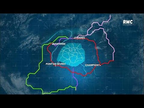 Bande annonce : Grand Paris Express RMC Découverte