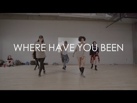 Where Have You Been  Rihanna  Choreography by Dean Elex Bais