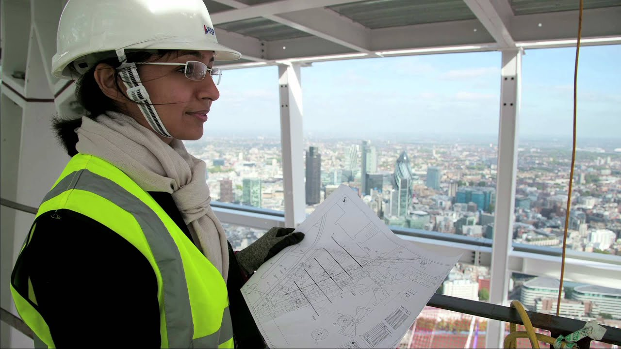 Iet 2012 young woman engineer of the year award finalist for I need a structural engineer
