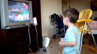 Tomás e o Wii