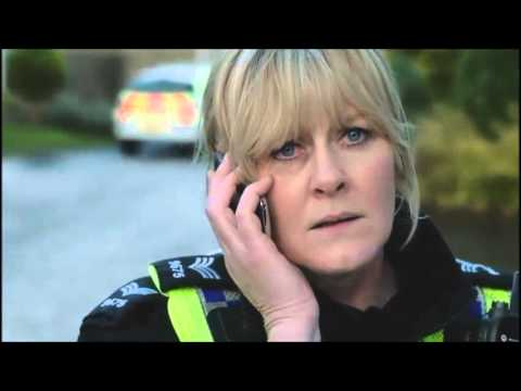 Teardrop - Happy Valley - Catherine Cawood - Sarah Lancashire