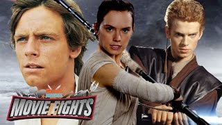 Is The Force Awakens The Best Star Wars Movie? - MOVIE FIGHTS