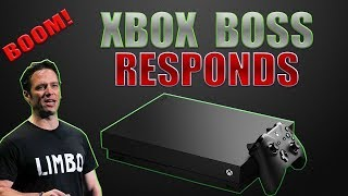 Xbox Boss Responds To Angry Xbox Fans With Major Xbox Announcement! It Was Hilarious!