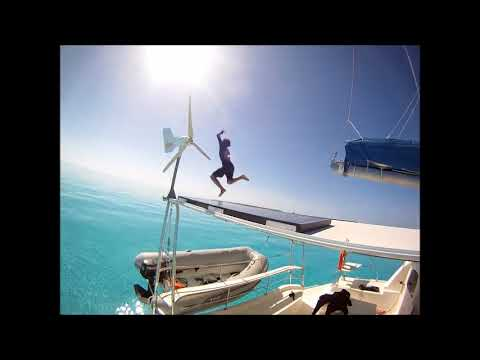 Windflower Sailing in Bahamas