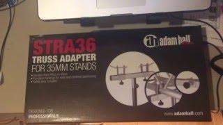 Adam Hall TRA 36 - Truss Adapter 35mm