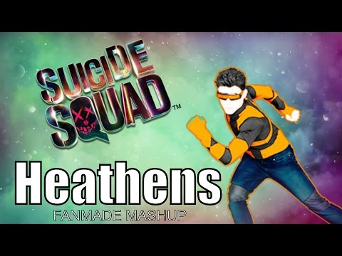 Twenty One Pilots-Heathens | Fanmade Mash-Up | Just Dance Fantasy #2