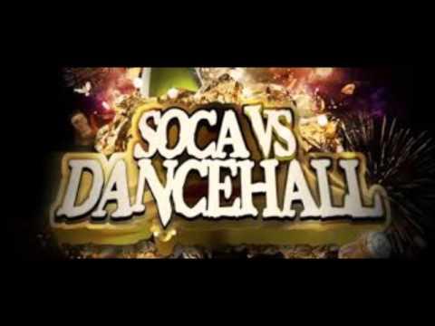 Soca vs Dancehall Mix, Vybz Kartel, Mavado, Alkaline. Skinny Fabulous, Destra, march 2018