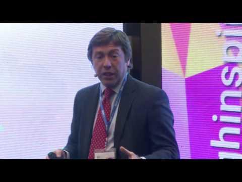Inspire Forum Colombia - Bienvenida
