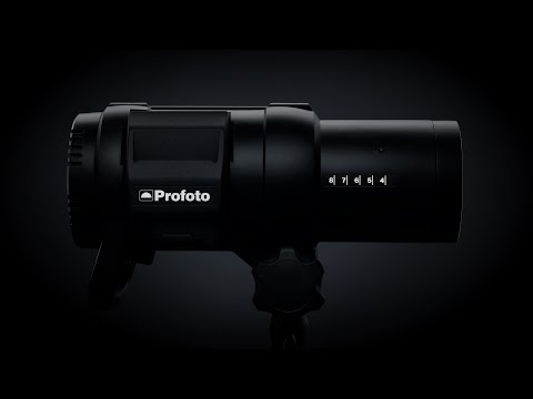 Profoto B1X - The new benchmark for on-location lighting