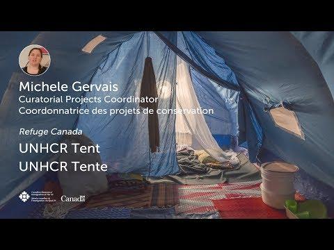 Refuge Canada - UNHCR Tent | UNHCR Tente