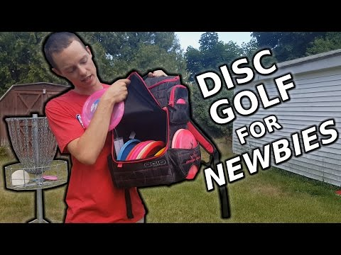 Disc Golf for Beginners!