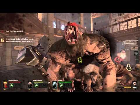 Warhammer: End Times - Vermintide - Gameplay 3 |