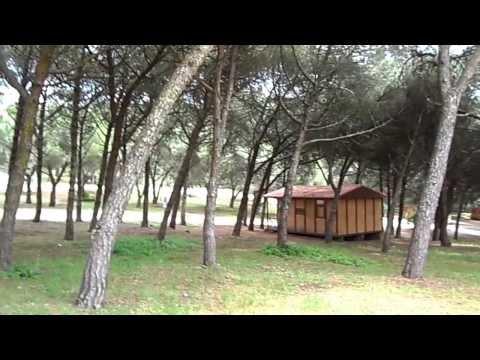 Camping  Lisboa Monsanto - Bungalows.MP4