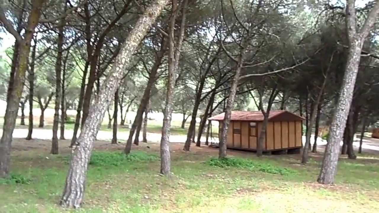 camping lisboa monsanto - bungalows.mp4 - youtube