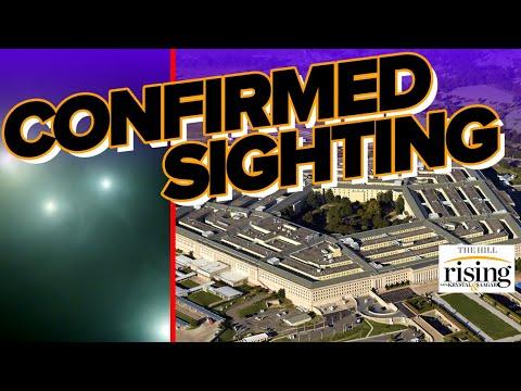 Jeremy Corbell: INSIDE Latest UFO Video Confirmed By Pentagon