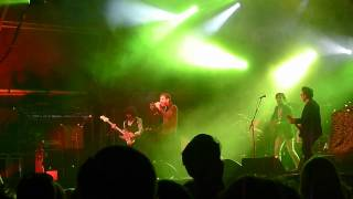 Mercury Rev - Solsbury Hill - Primavera Sound 2011- 29/05 Poble Espanyol
