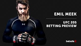 Conor McGregor v Eddie Alavarez Betting Preview - Emil Meek