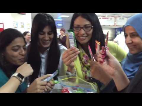 ACS Doha International School Staff Friendship Mannequin Challenge 2016-2017