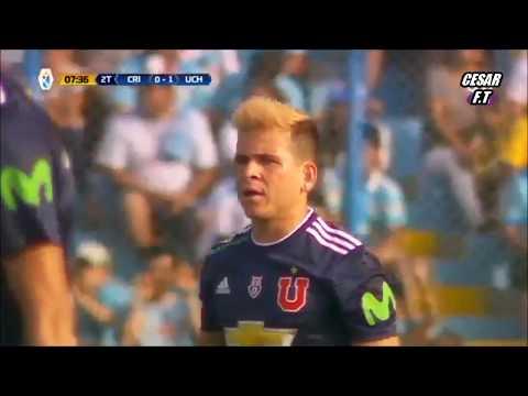 Yeferson Soteldo vs Sporting Cristal ► Debut en Universidad de Chile ► Amistoso  28/01/2018