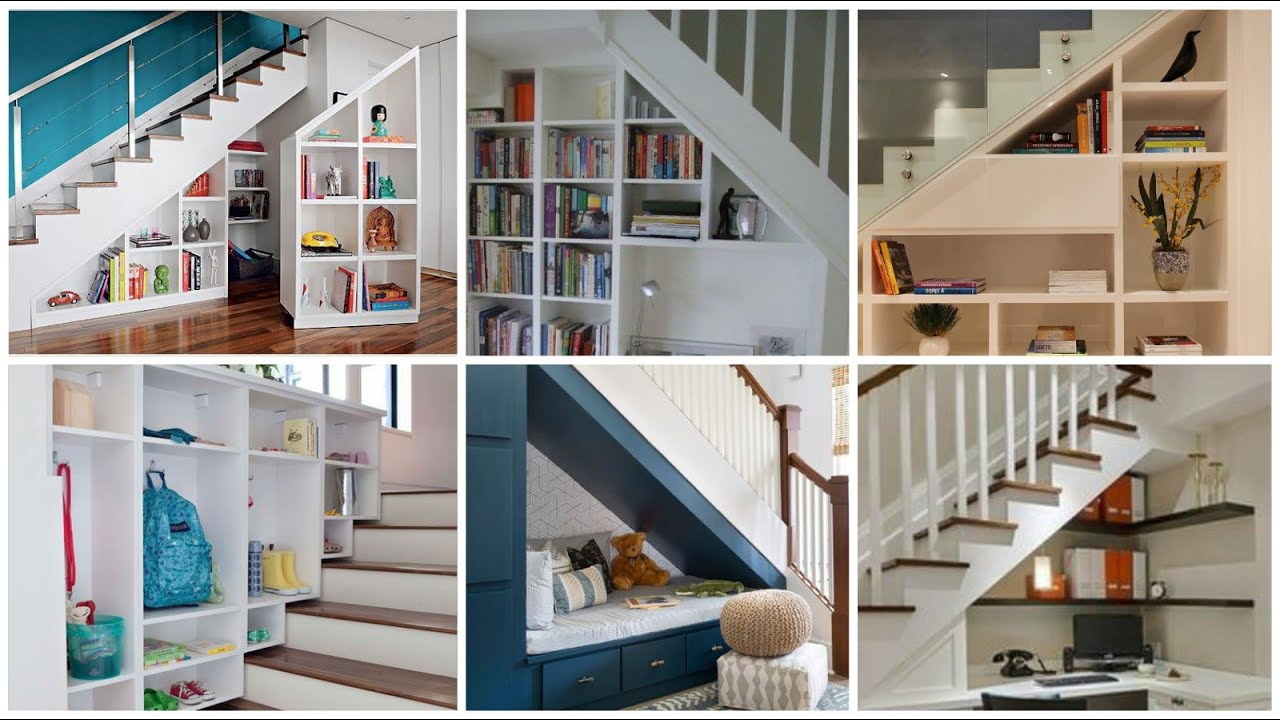 The most beautiful stairs interior design/stylish under stair wall cannot storage design