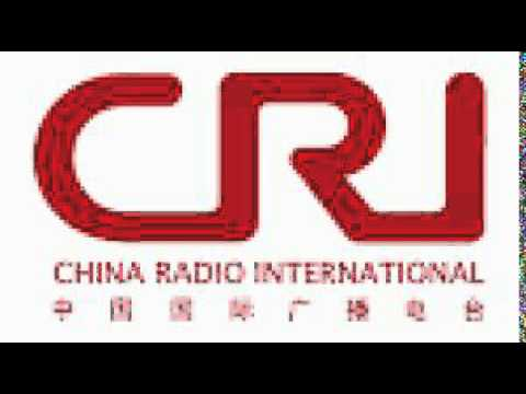 China Radio Int. on 6174khz shortwave at 2307 01 Aug 2015