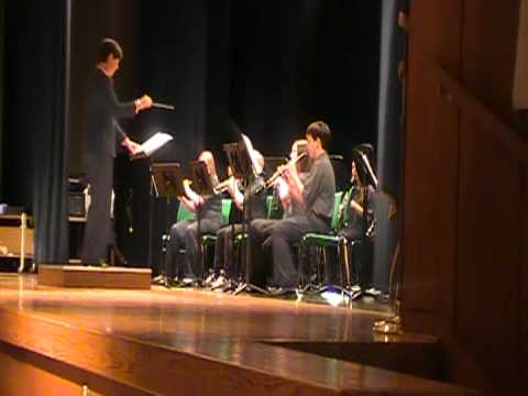 Tippecanoe Valley Middle School 7th/8th Grade Band-Yellow Submarine