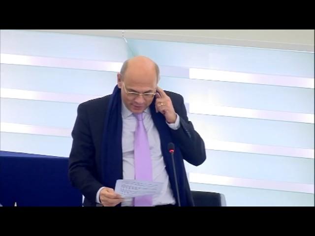 Jean-Luc Schaffhauser sur l'accord de partenariat et de coopération renforcée UE-Kazakhstan