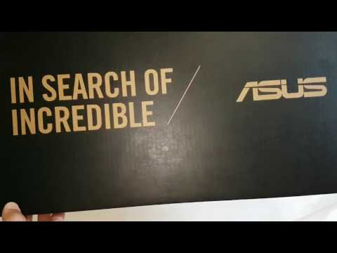 ASUS X541UA Laptop UNBOXING - REVIEW 15.6 inch screen