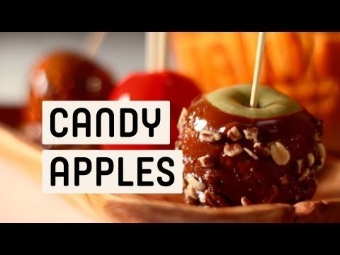 Recipe Wars - Candy Apples