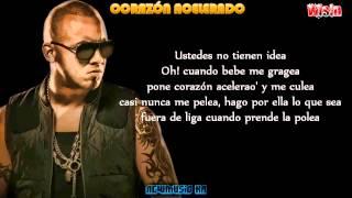 Corazon Acelerado - Wisin (Letra)